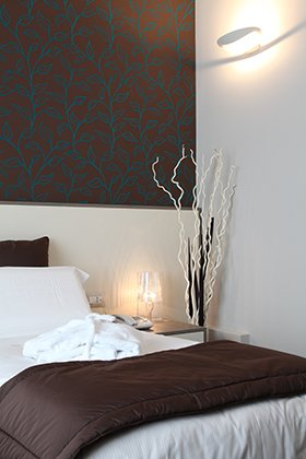 Hotel Tiziano rooms
