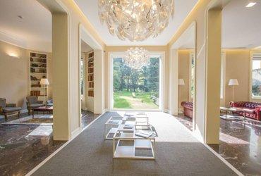 Hotel Tiziano lobby