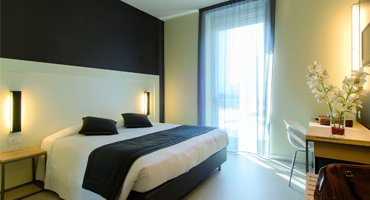 Hotel Aosta rooms