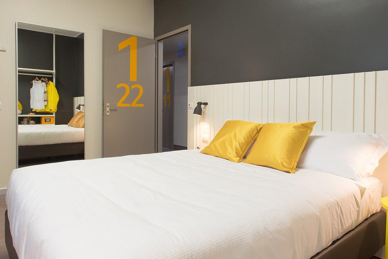 Hotel Ornato rooms
