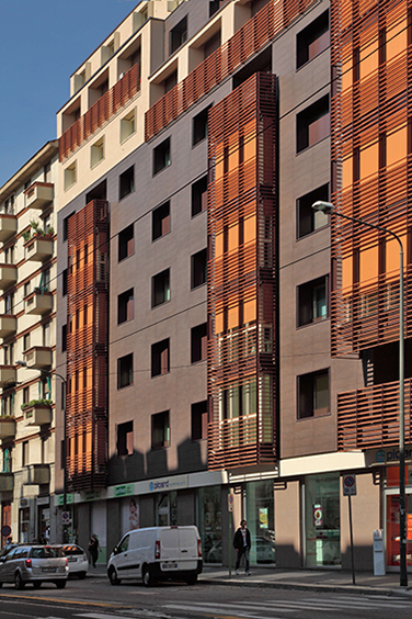 Edificio Residenziale Viale Corsica