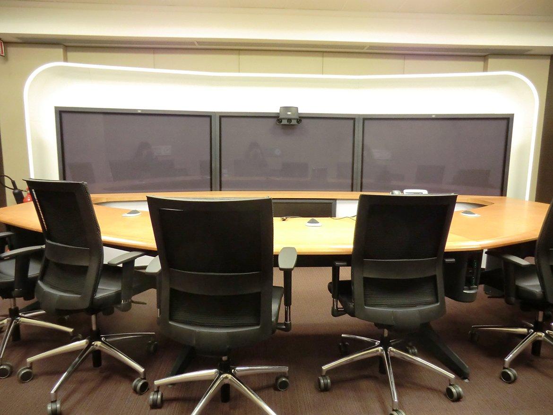 Sala Telepresence Multinazionale