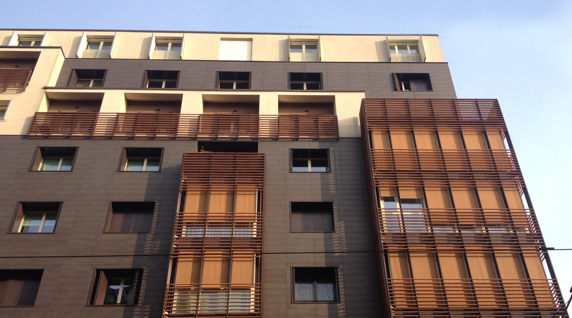 Residential building viale Corsica