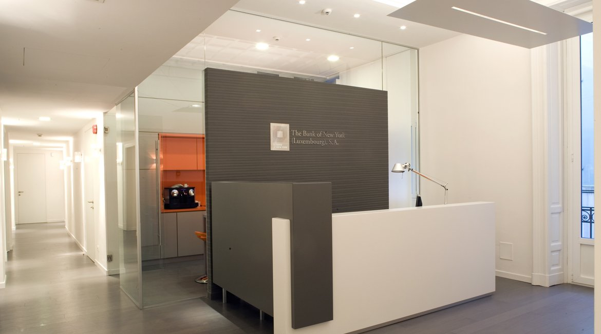 Bank of New York offices