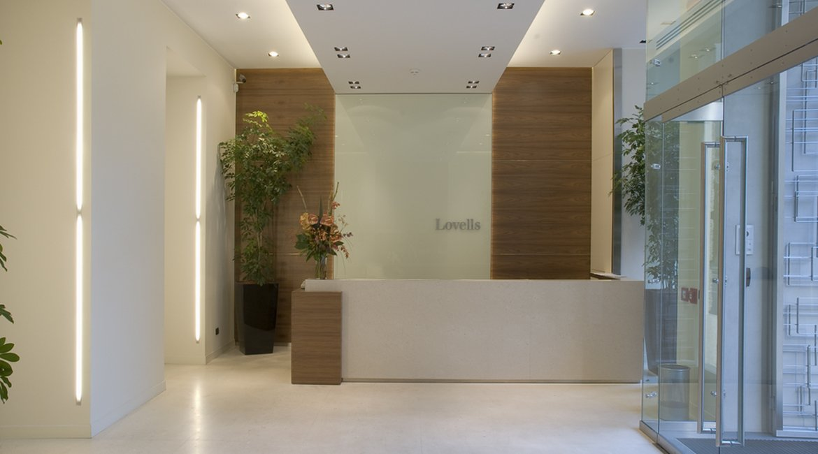 Hogan lovells law firm offices