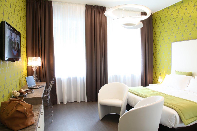 Camere Hotel Tiziano