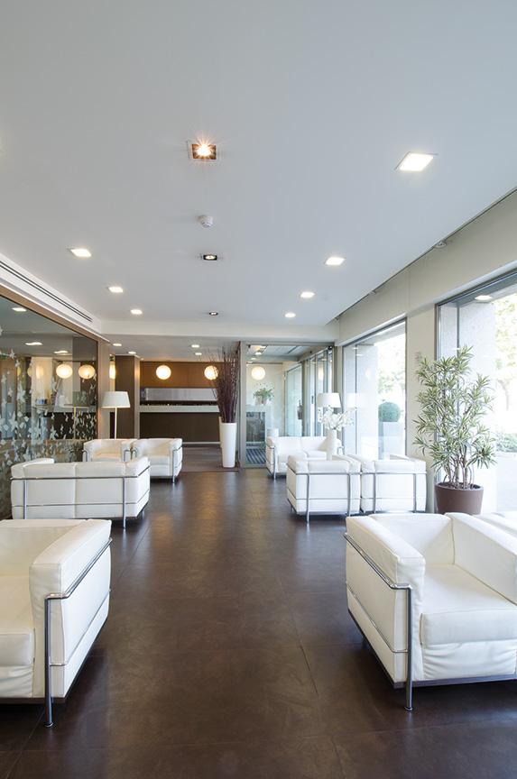 Hall Hotel Portello