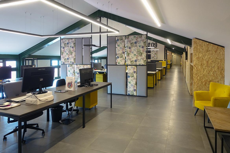 Uffici casa di moda